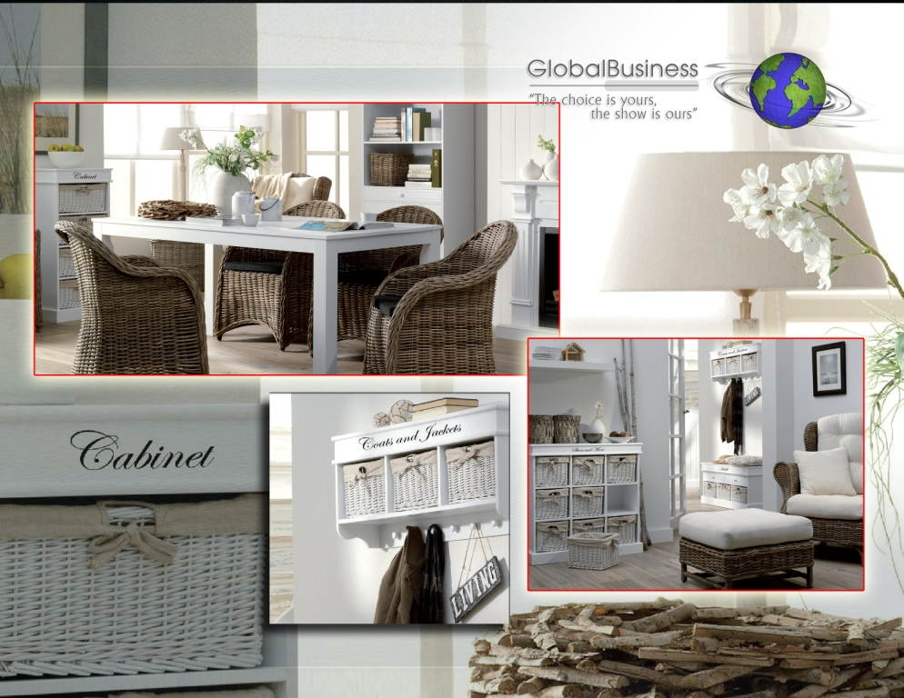 - Indoor furniture collection -